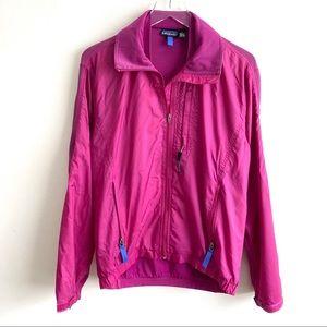 PATAGONIA Soft Shell Hiking Jacket Fuchsia Pink M